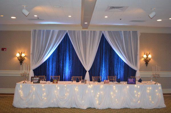 Google All Elegant Backdrops: Wedding Head Table - Google Search …