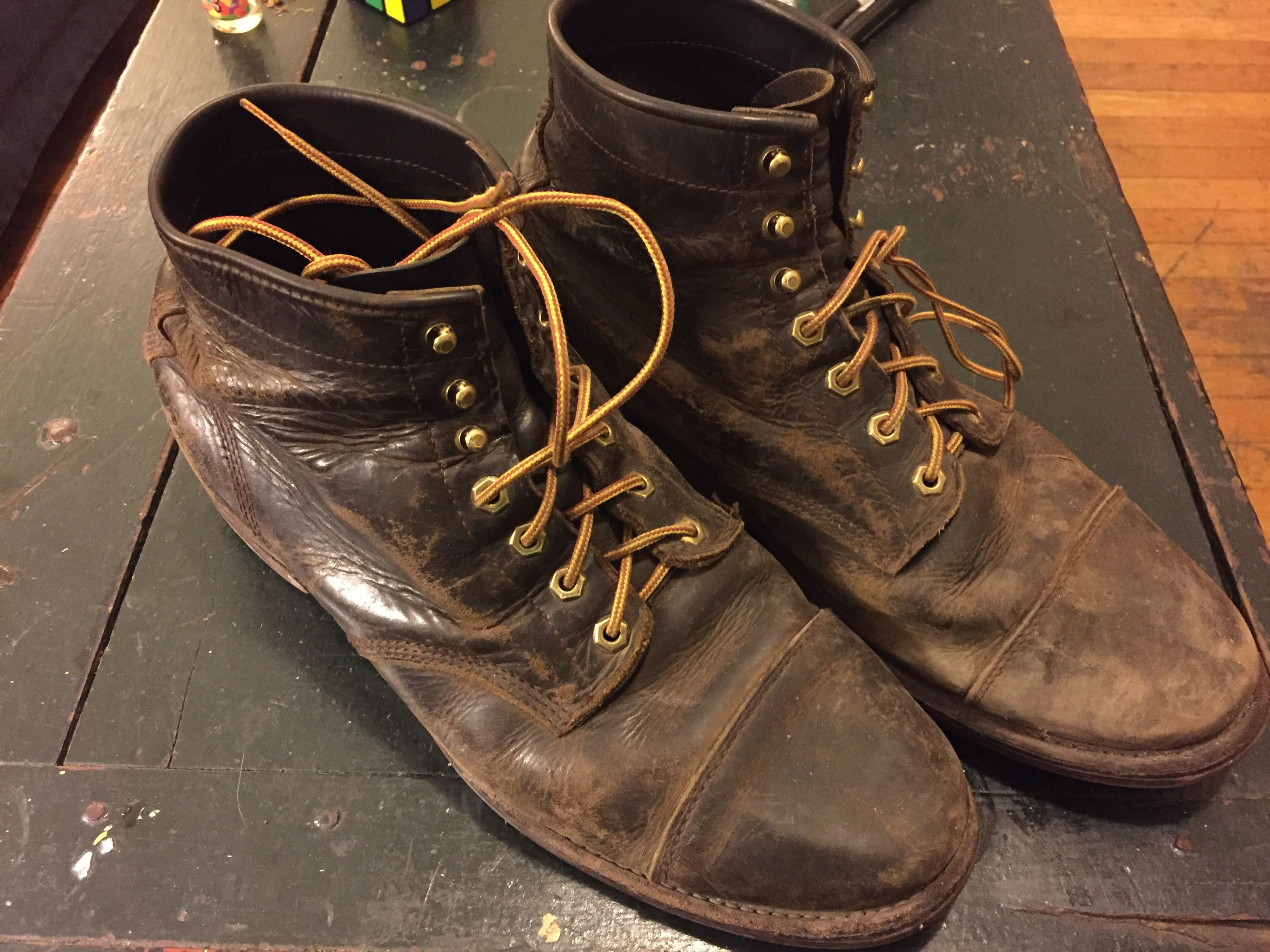 1cfdb2da08c 4 Year Old L.L. Bean Katahdin Boots #styled247 | Men's Fashion ...