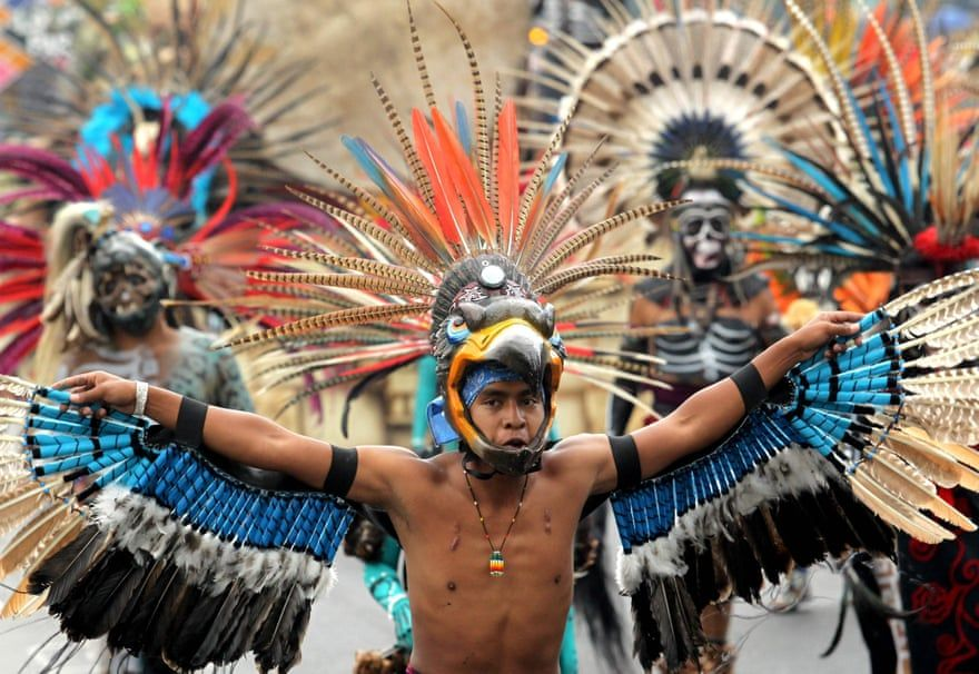 Mexico City S Day Of The Dead Parade 2018 In Pictures Mexico Culture Mexico Viva Mexico