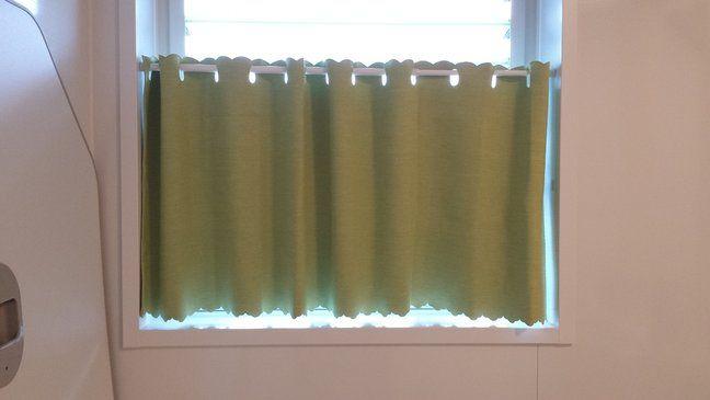 お風呂の残り湯を活用 シャワーカーテンの洗濯方法 カーテン