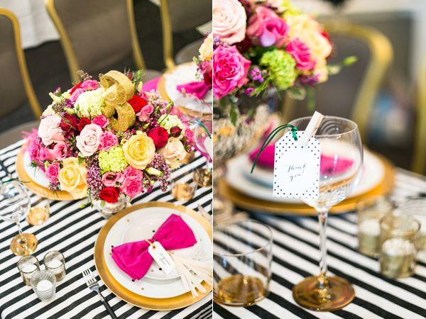 Kate Spade Inspired Wedding Invitations At Www Confettigrey Weddings Katespadeinspired