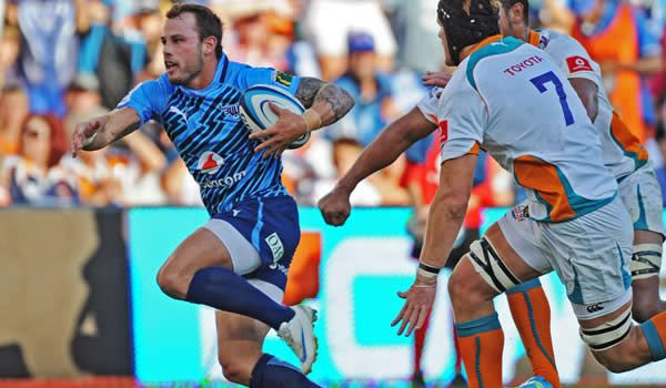 Bulls Cheetahs Clash Set For National Sports Stadium National Sport Super Rugby Rugby Union