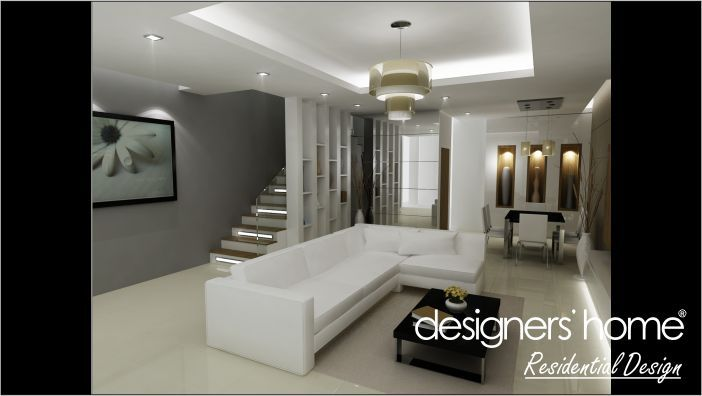 Interior Design Malaysia With Images Small House Interior