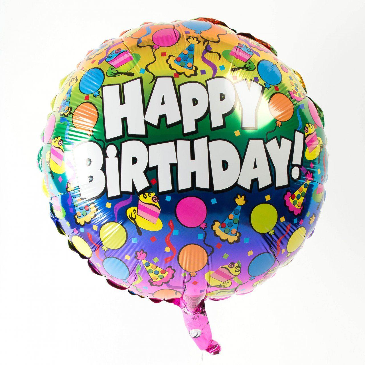 balloon happy birthday