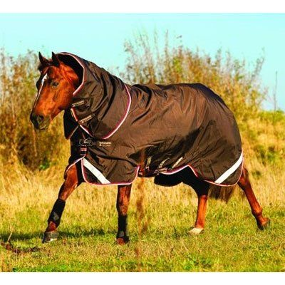 Rambo Duo Turnout Horse Blanket Size
