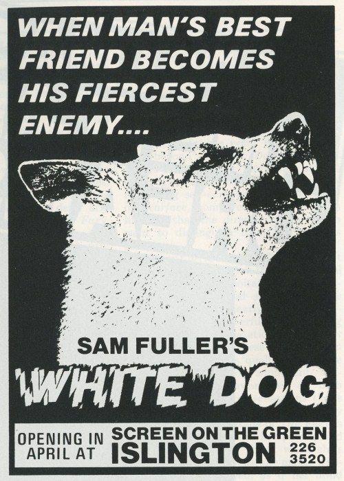 Samuel Fuller S White Dog 1982 Filmes