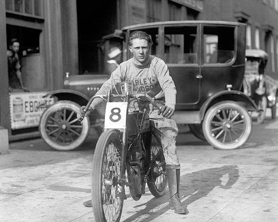Champion De Moto Racer 1922 Télécharger Digital Photo