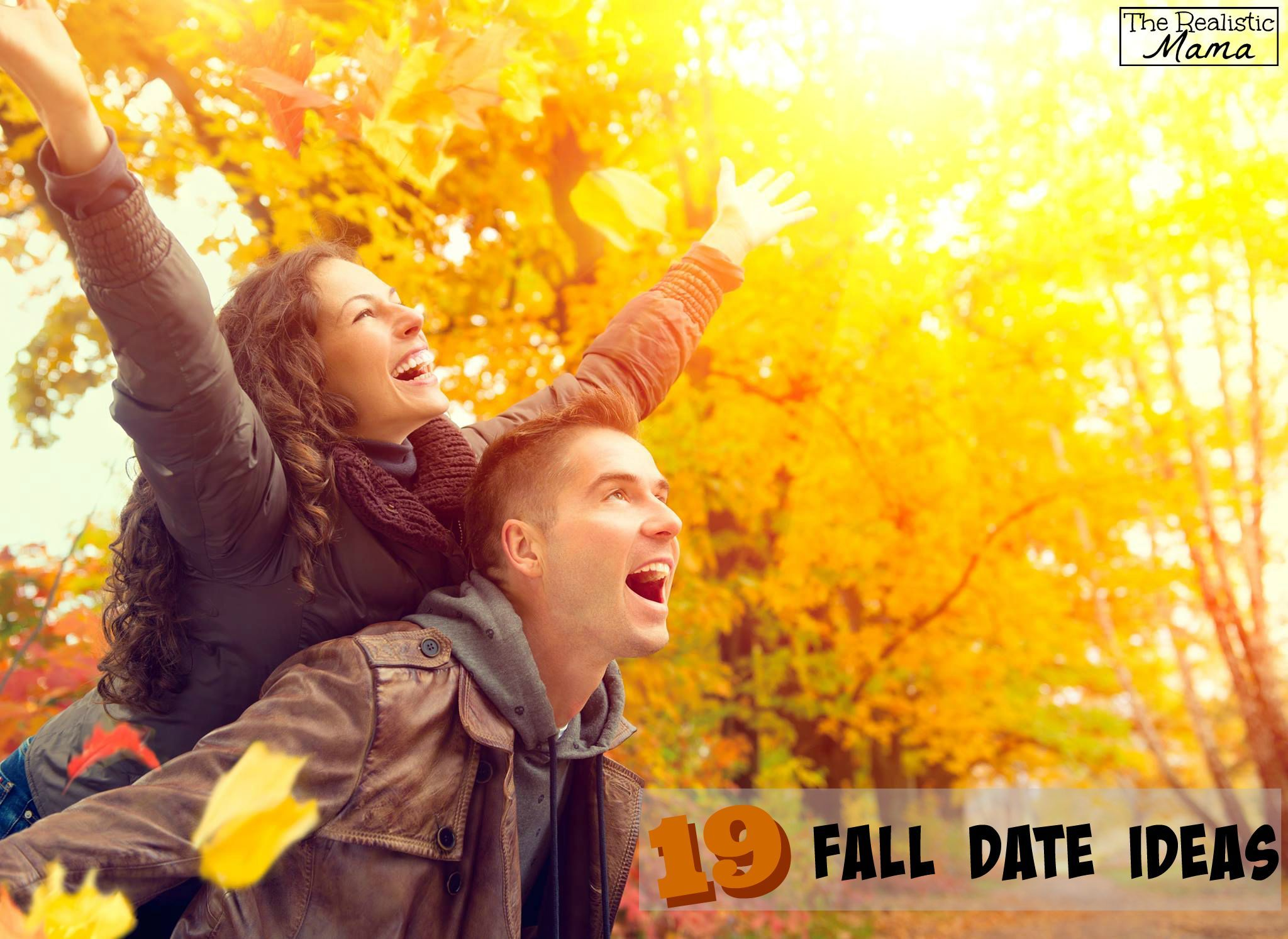 Fall is my favorite season - isn't it everyone's? Here are 19 of our favorite Fall Date Ideas to help get you out and enjoying your man in this beautiful season!