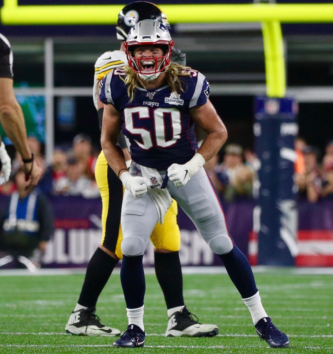 Chase Winovich On Instagram Used To Have Friends Now I Got Enemies New England Patriots England Patriots Sb51
