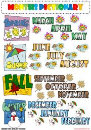 Kindergarten Calendar Activities | Creekside Learning