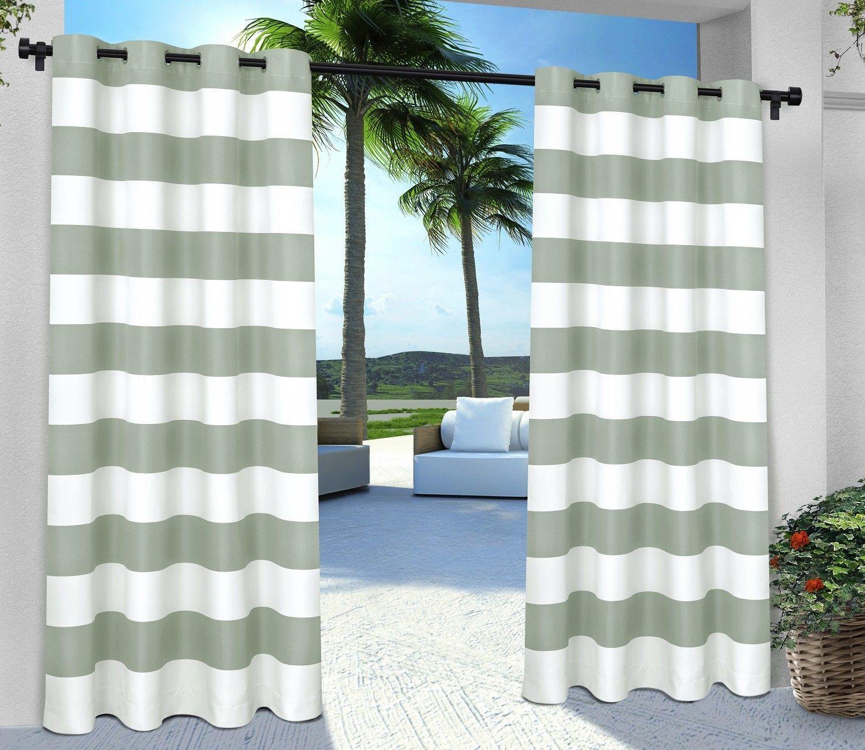 Exclusive Home Indoor/Outdoor Panel Pair