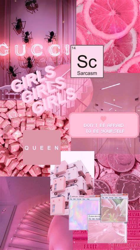 #wallpaper #pink #aesthetic #jfgleez_ | Pink Wallpaper