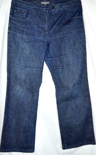 Ann Taylor Blue Jeans Sz 10 Stretch Womens Denim