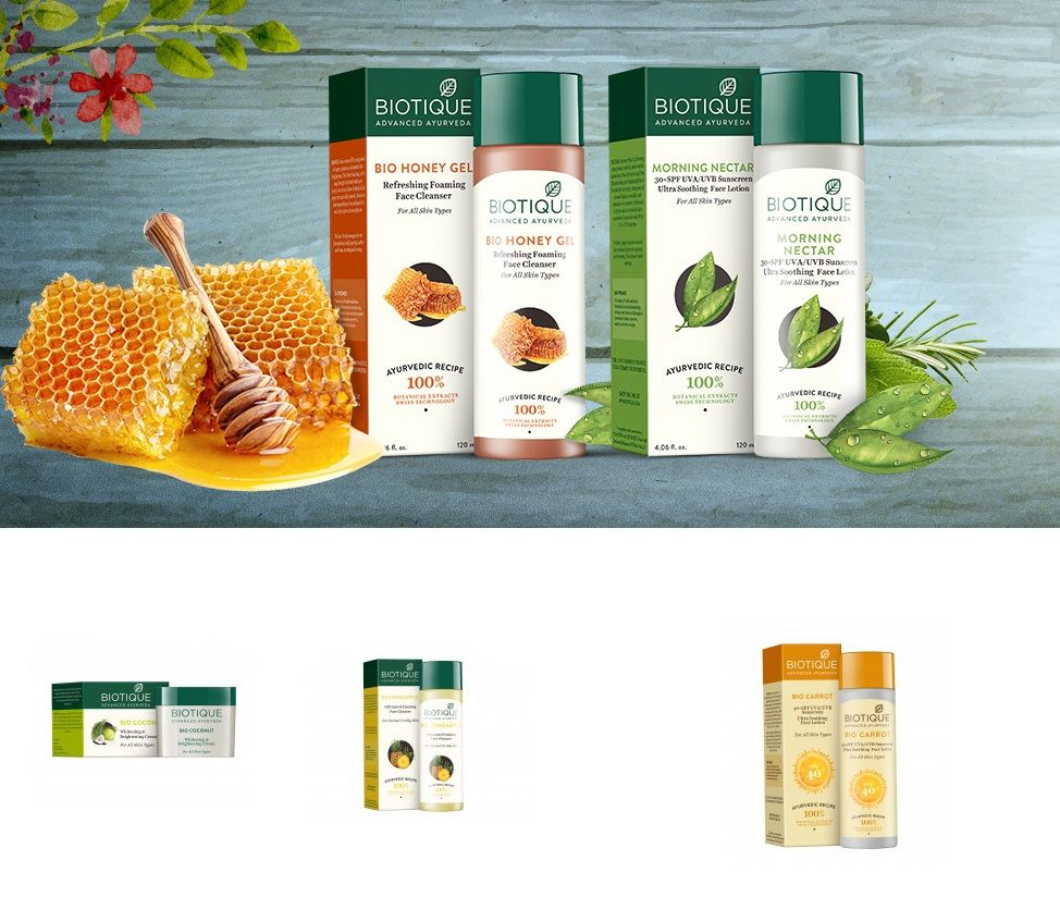 6bc973335d Buy Biotique Ayurvedic Skin Care Products Online at low prices in India  from www.biotique.com Shop ayurvedic skin care product, natural skin care  products, ...