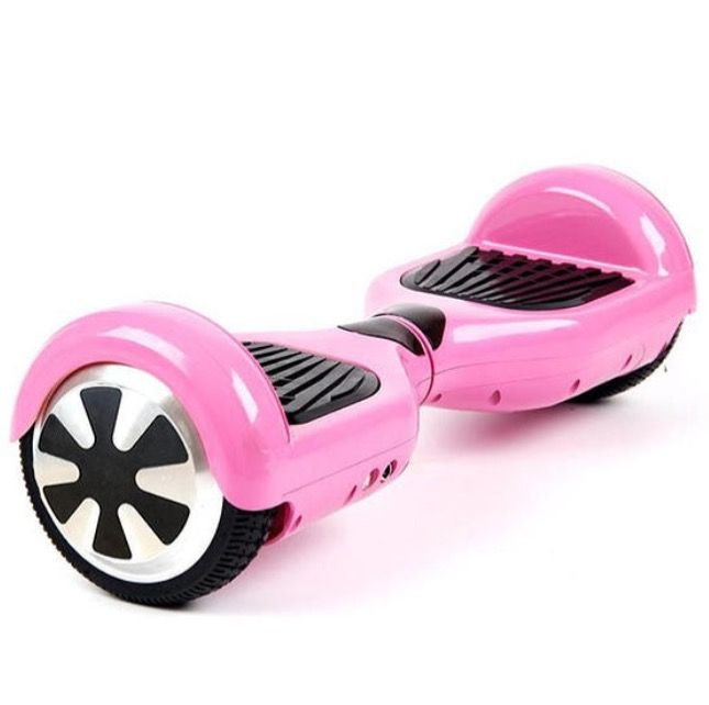 Cool pink #hoverboard at www.hoverboardsarecool.com! Get a FREE carry case