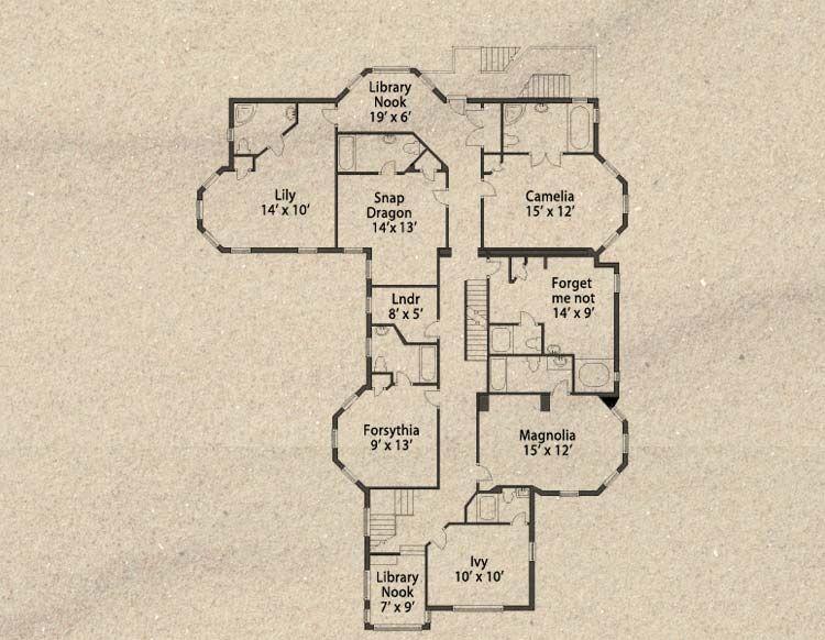 The Manor Floor Plan Second Floor Floor Plans Flooring How To Plan