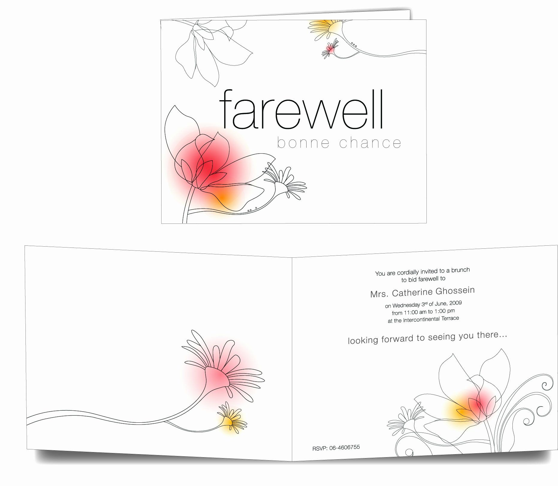 35 Farewell Party Invitation Template Free In 2020 Party Invite