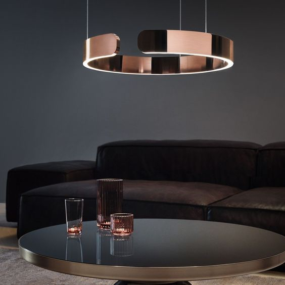 Golden Lighting Design Ideas For Modern Luxury Homes Chandelier Table Lamp Chandeliers And