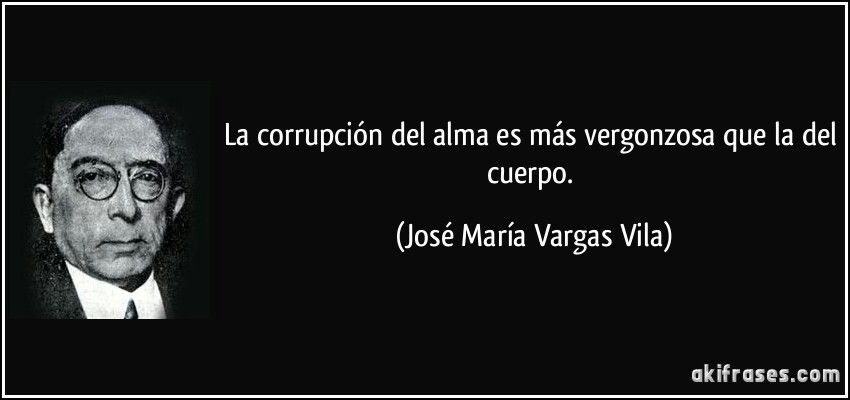 José María Vargas Vila Fictional Characters Character