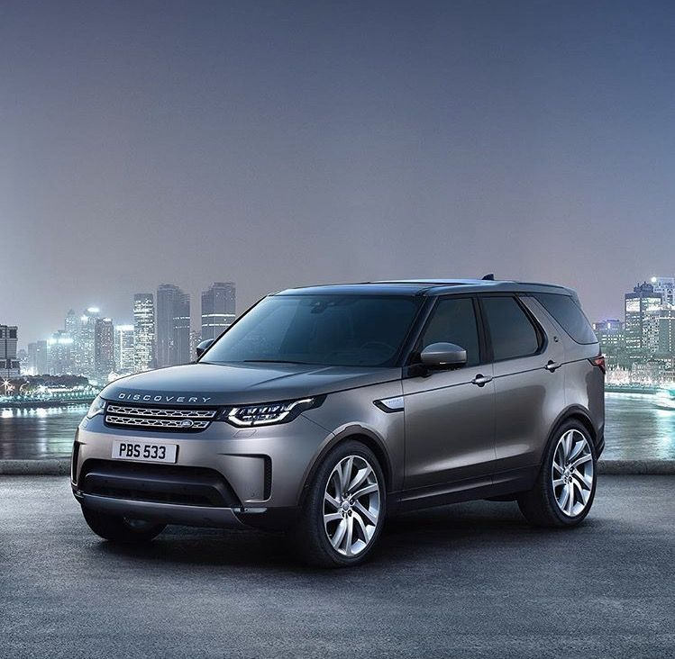 The New Discovery 5 Autos, Coches,