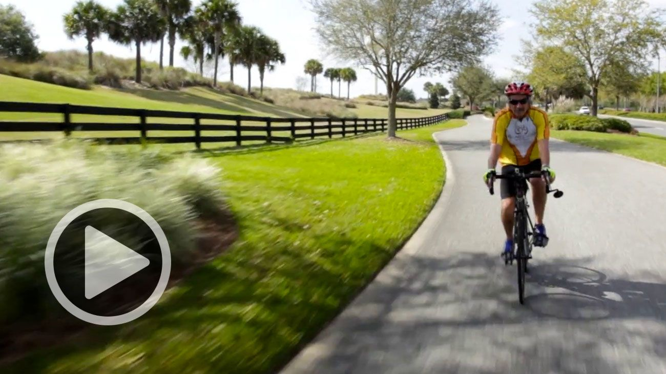 Cycling Intensity can be Dictated by the Rider Cycling