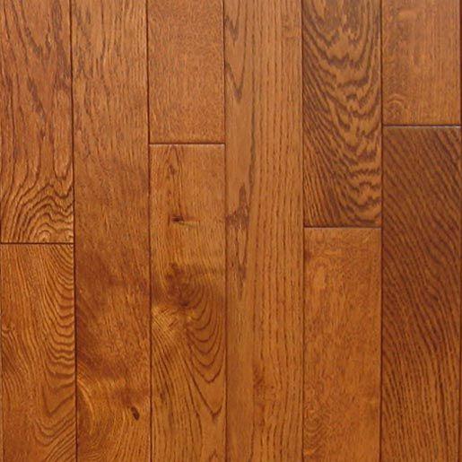 White Oak Hardwood Flooring   Gunstock