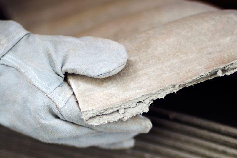 Asbestos Siding Removal