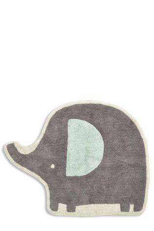 Little Star Badematte Im Elefantendesign Heute Online Kaufen Bei Elephant Nursery Rug 58010 Rugs For Roselawnlutheran