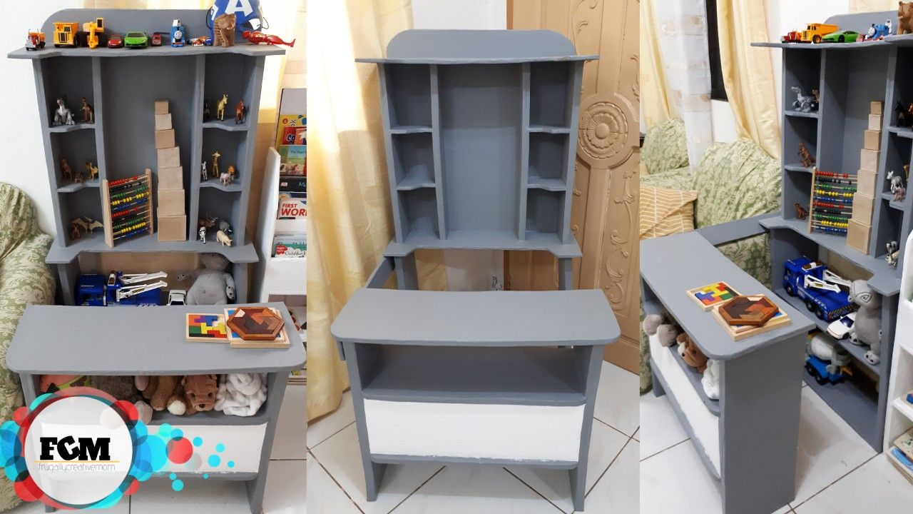 Cardboard Toy Shop Diy Cardboard Furniture Diy Cardboard Diy Kids Furniture