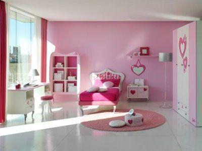 Colores Para Pintar Y Decorar Habitaciones Infantiles - Colores-para-habitacion-infantil