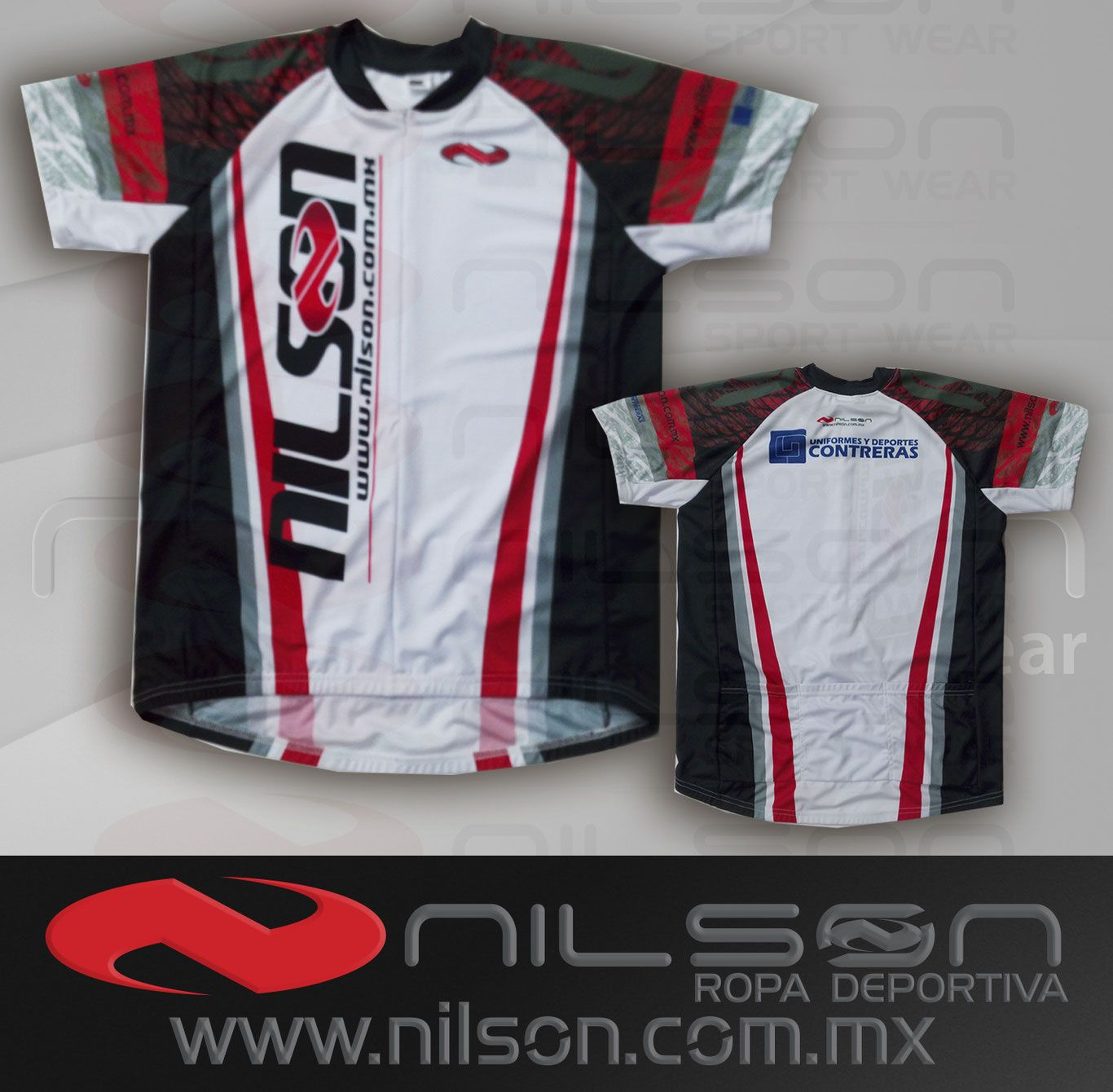 JERSEY NILSON CICLISMO Ropa Deportiva 1b509907997
