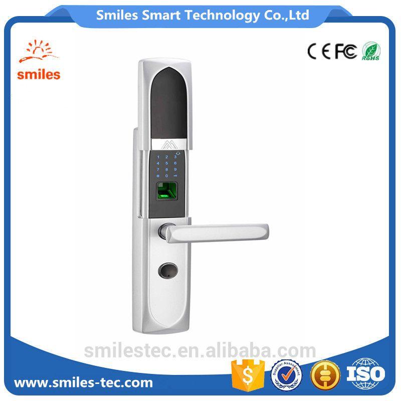 Keyless Biometric Fingerprint Door Lock Opening Ways Fingerprint Password Rfid Card Key With Images Alibaba Smart Technologies