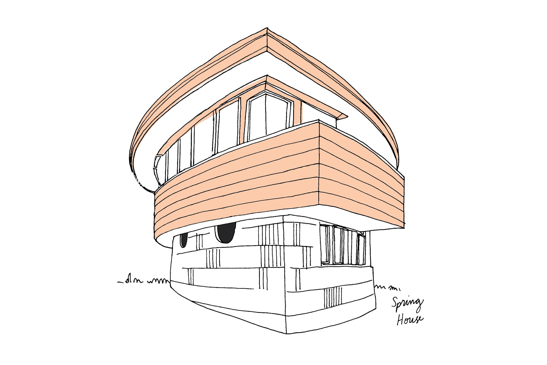 An illustrated guide to Frank Lloyd Wright | Frank lloyd wright ...