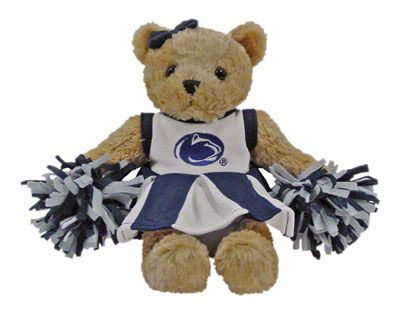 29bbfbde25f Penn State Nittany Lions Cheerleader Bear with Sound