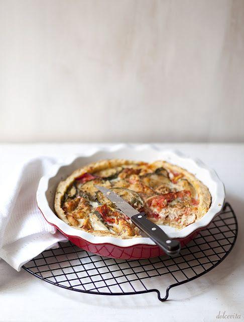 Kakukkfüves-csirkés pite | Dolce Vita Blog
