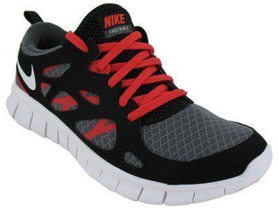 741b8bcdda0c NIKE FREE RUN 2.0 (GS) BIG KIDS 443742-011 Nike.  68.90