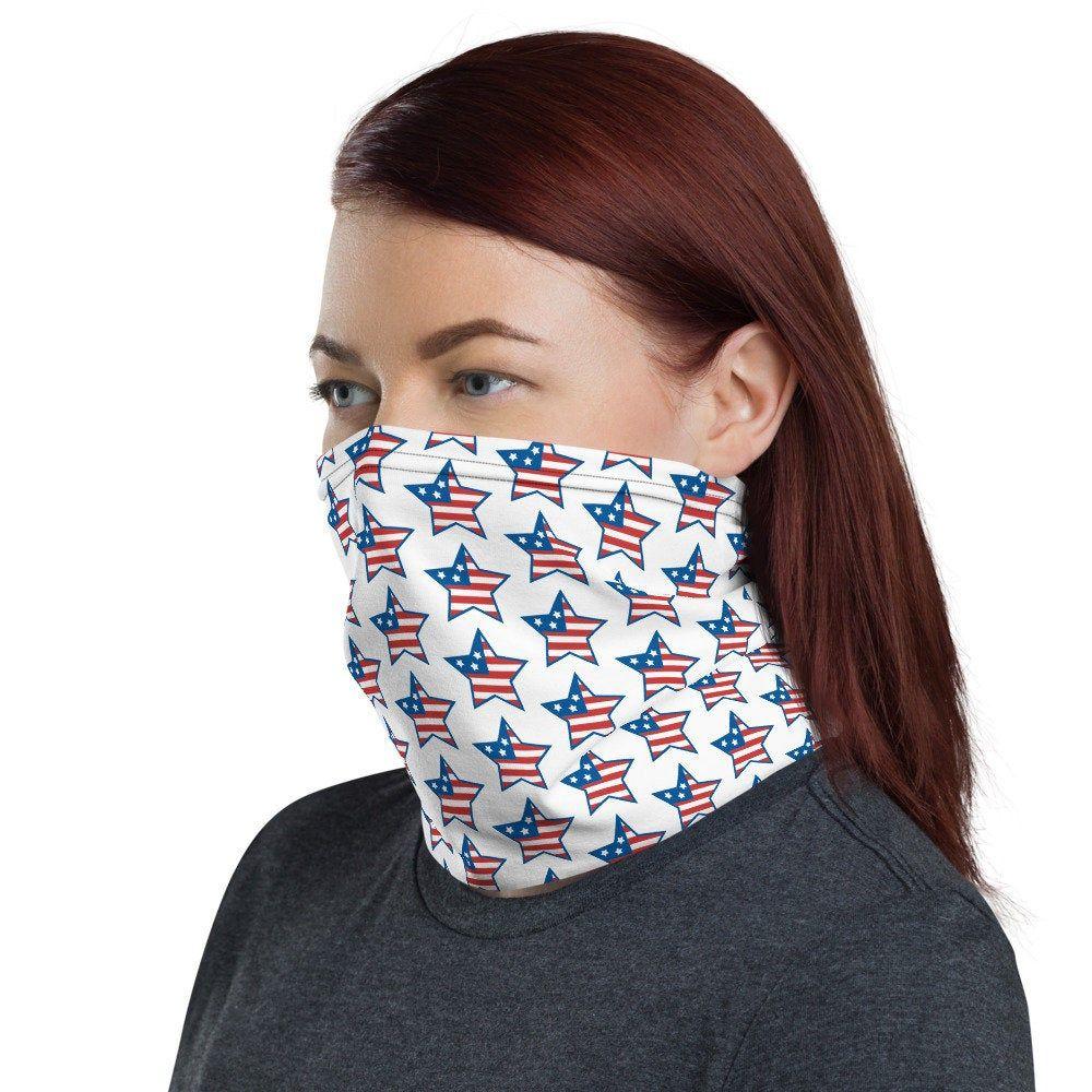 Pin on Neck Gaiter face mask