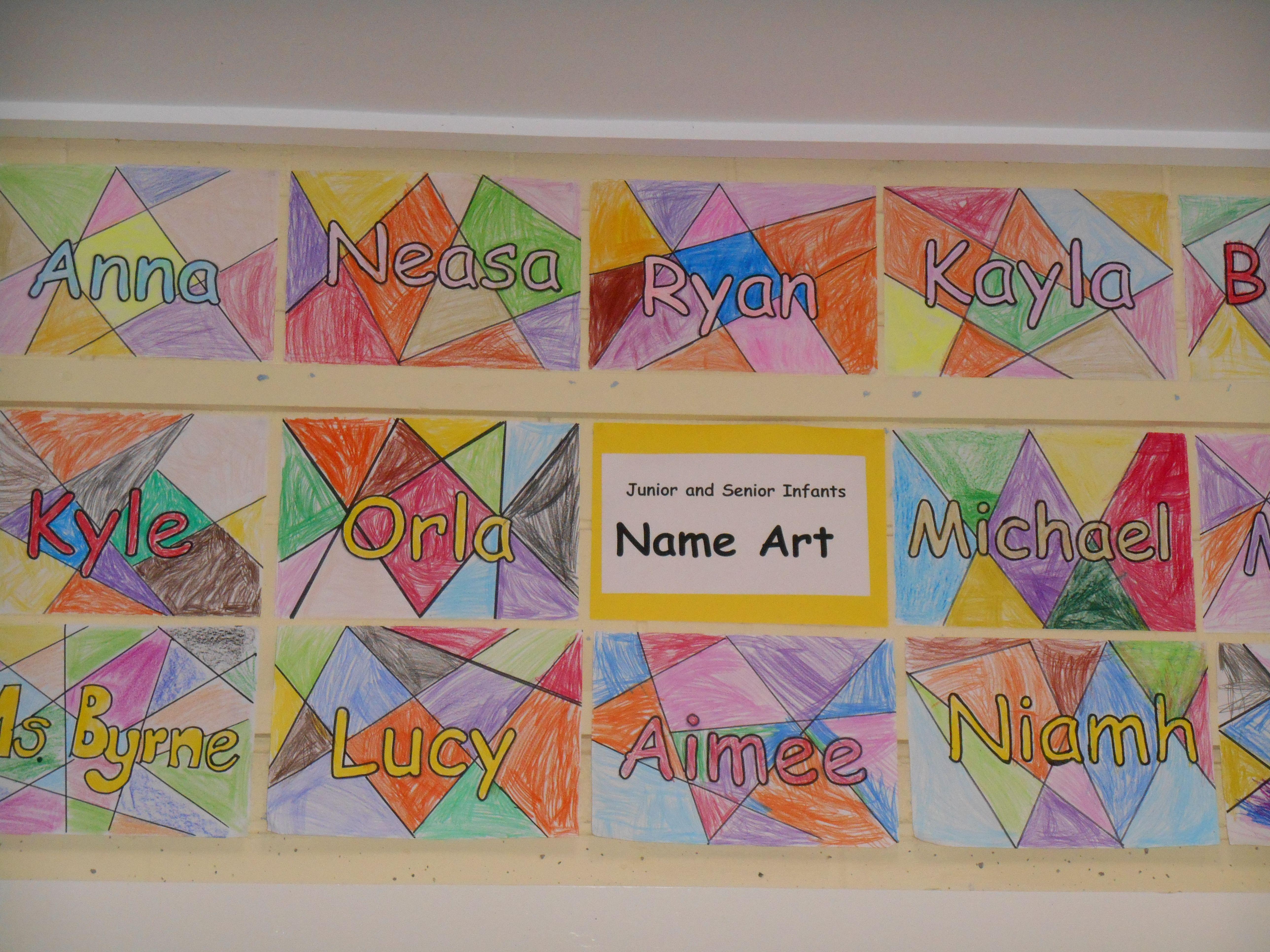 senior infants art - Google Search