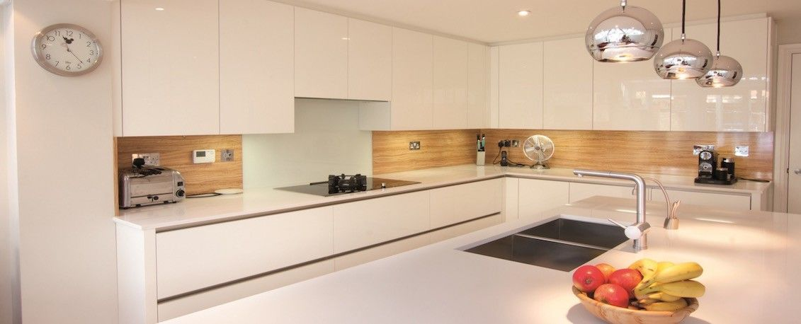 White Kitchen Extensions wood splashbacks for a white kitchen - google search | kitchen