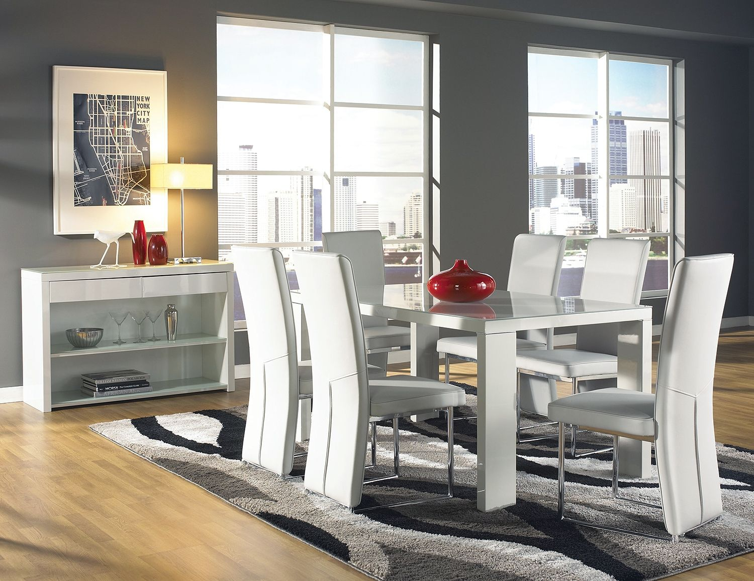 Dining Room Furniture The Bleecker Collection Table