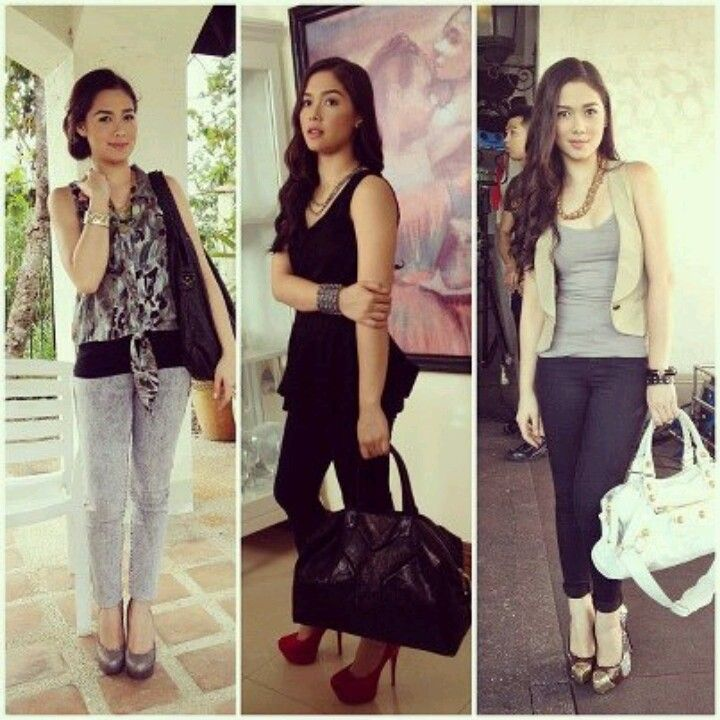 Different Ways Of Wearing Clothes Maja Salvador