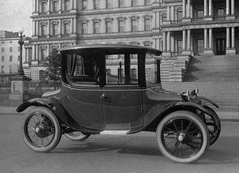 Detroit Electric was an automobile brand produced by the Anderson Electric Car Company in Detroit, Michigan.