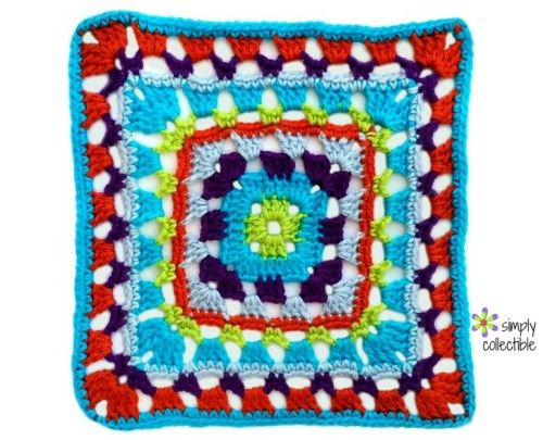 Block 6 - Penelope\'s Skipping Stones by SimplyCollectibleCrochet ...