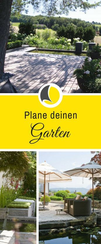 Gartenplaner online kostenfrei nutzen - planungswelten.de #blumenbeetanlegen