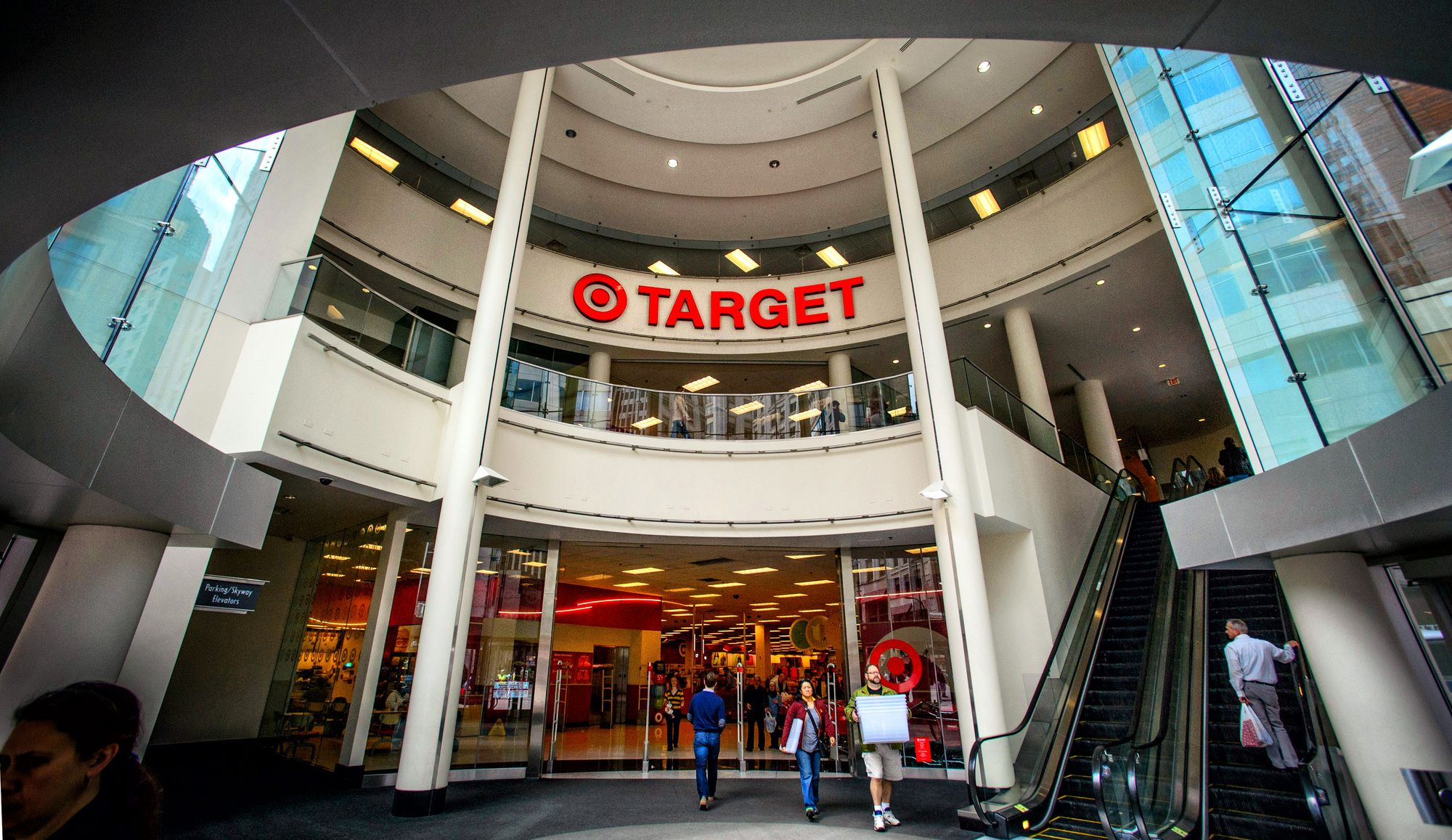 Image result for target downtown minneapolis Target