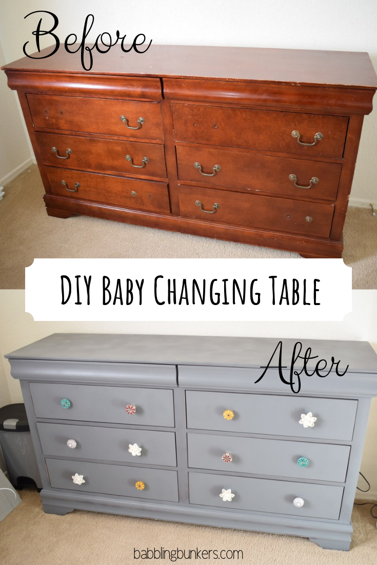 Diy Changing Table Dresser Baby Changing Tables Baby Changing Table Dresser Changing Table Dresser