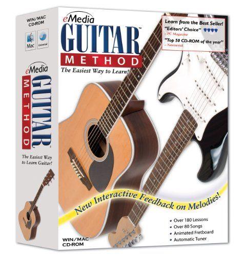 Emedia Guitar Method V5 Guitar Learn Guitar Power Chord