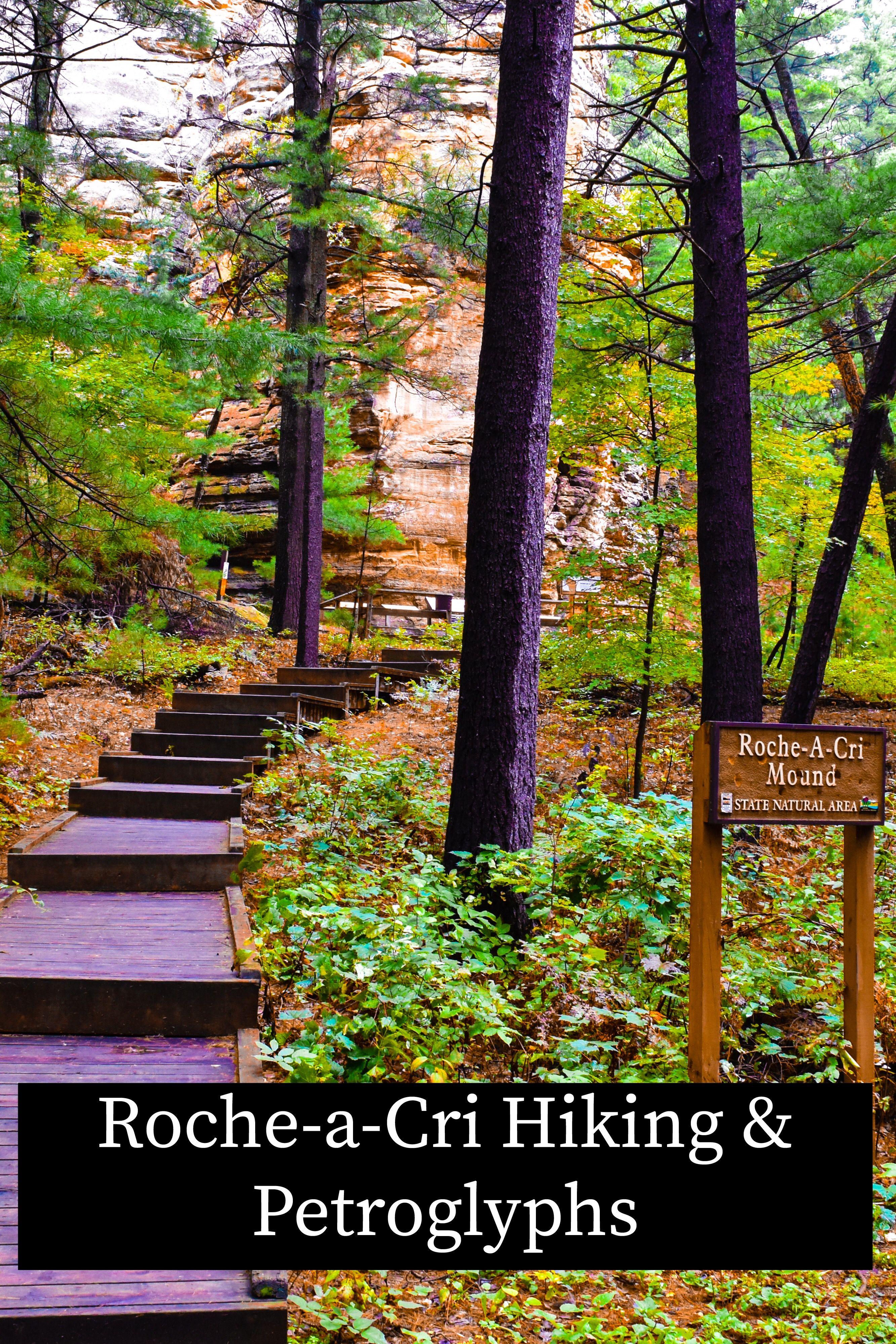Roche A Cri State Park Friendship Wisconsin Petroglyphs Wisconsin State Parks State Parks Wisconsin Travel
