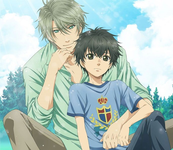 BL Manga Super Lovers to Receive an Anime Adaptation