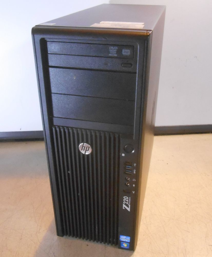 Driver HP Z220 CMT Workstation
